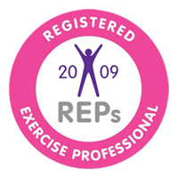 Registered Exercise Professional | Logo